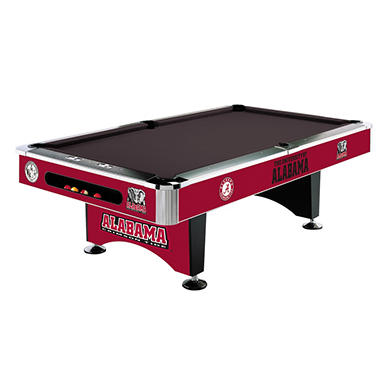 Collegiate 8' Pool Table
