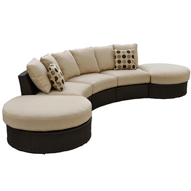 Eclipse Outdoor Sectional - 5 pc.