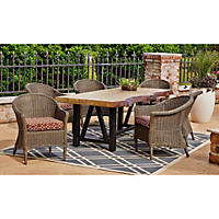Burlington 7-Piece Dining Set