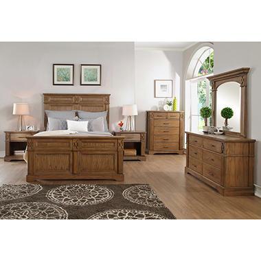 Provence Bedroom Set Choose Size Sam 39 S Club