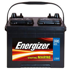 Energizer Marine Starting Battery - Group Size 24MS