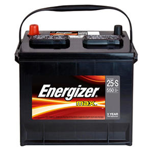 Energizer Automotive Battery - Group Size 25