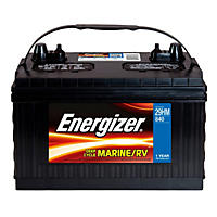 Energizer Deep Cycle Marine Battery - Group Size 29HM