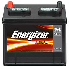 Energizer 12 volt Automotive Battery - Group Size E35-S