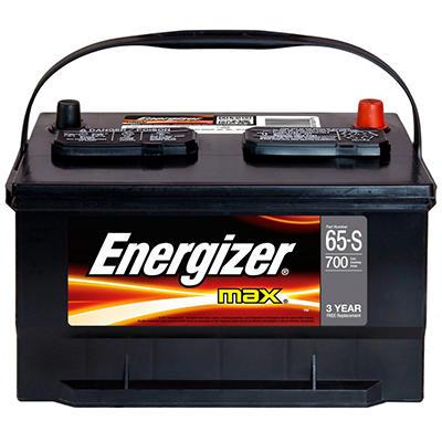 Energizer Automotive Battery - Group Size 65
