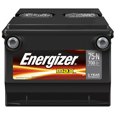 Energizer Automotive Battery - Group Size 75