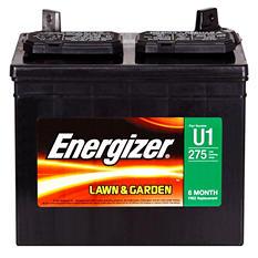 Energizer Lawn & Garden Battery - Group Size U1