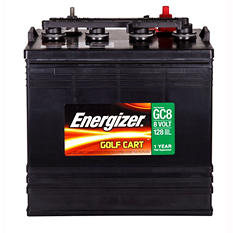 Energizer Golf Cart Battery - Group Size GC8