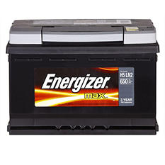 Energizer 12 volt Automotive Battery - Group Size H5 LN2
