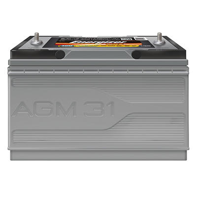 Energizer AGM Commercial Battery - Group Size 31C