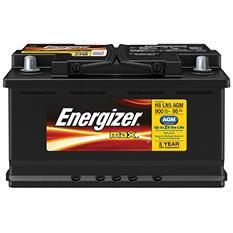 Energizer AGM Automotive Battery - Group Size H8 LN5