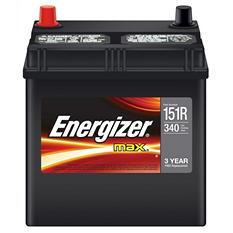 Energizer 12 volt Automotive Battery - Group Size 151R