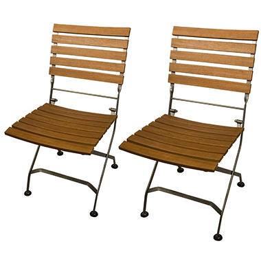 Galleria Folding Chair - 2 pk.