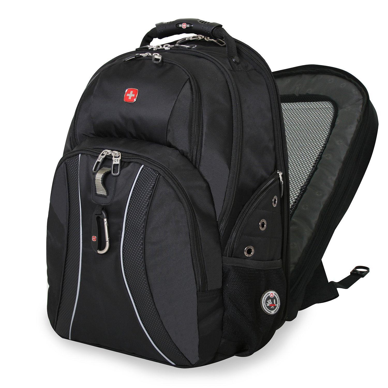 Swiss Gear Backpack Headphone Jack - Crazy Backpacks