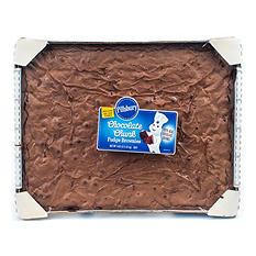 Pillsbury Chocolate Chunk Fudge Brownies (4 lb.)