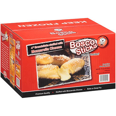 Bosco Sticks® Breadsticks - 72 oz.