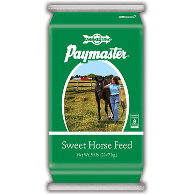 Paymaster Sweet Horse Feed - 50 lbs.