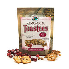 Almondina Cranberry Almond Toastees (17.5 oz.)