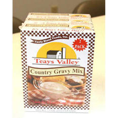 Country Gravy Mix - 3/ 7.5 oz.