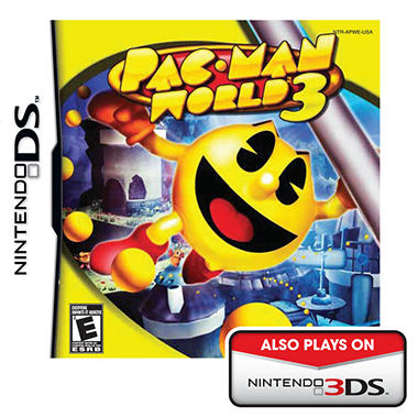 Pac Man World 3 - NDS