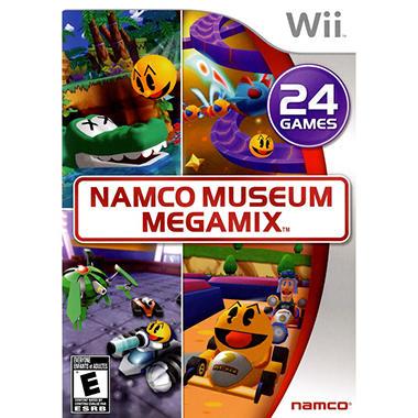Namco Museum Megamix - Wii
