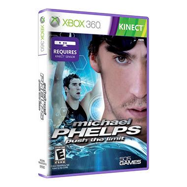 Michael Phelps: Push the Limits - Xbox 360