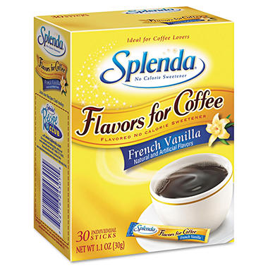 Splenda� Flavor Blends for Coffee
