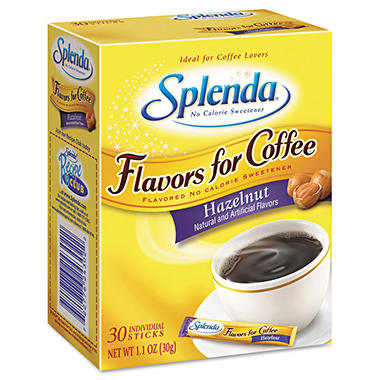 Splenda® Flavor Blends for Coffee