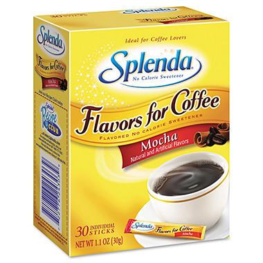 Splenda® Flavor Blends for Coffee