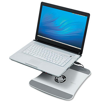 "Laptop Cooling Stand, 11-1/2""x12-1/2""x1-3/8"""