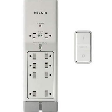 Belkin 10 Outlet AV Conserve Surge Protector