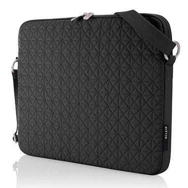 Belkin Quilted Laptop Carrying Case - Fits up to 15.6""