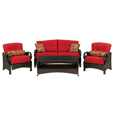 Isabella Deep Seating Set by La-Z-Boy� - 4 pc.
