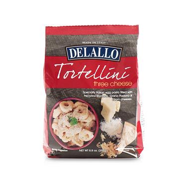 DeLallo Three-Cheese Tortellini