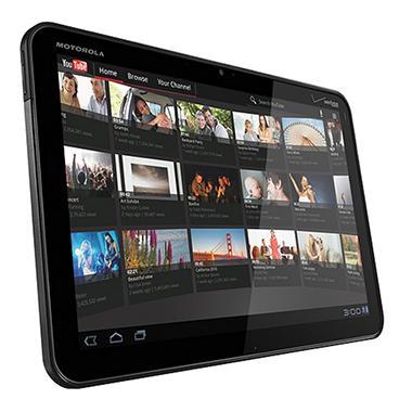 Motorola XOOM 3G Tablet