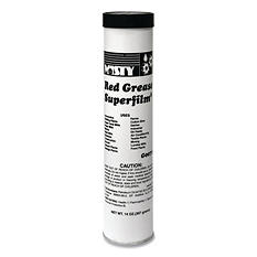 Misty X-Heavy Duty Red Grease -14 oz - 48 Count