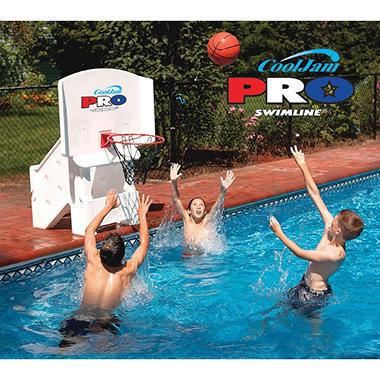 Cool Jam Pro B-ball Pool Game