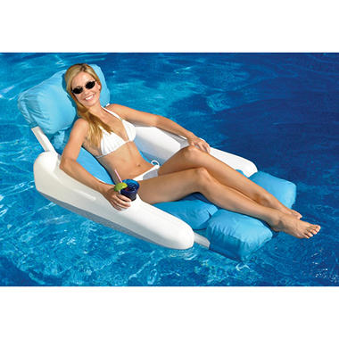 SunSoft Floating Pool Lounger