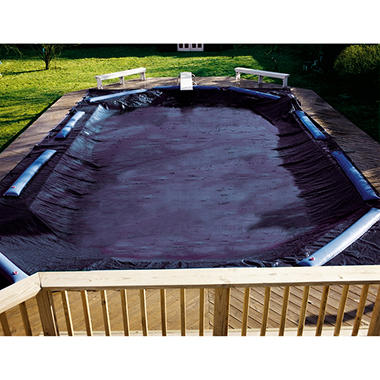 LifeSmart 18'x36' 8 Yr Winter Cover for In Ground Pools