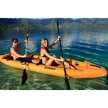 Trekker Inflatable Kayak 1-2 People