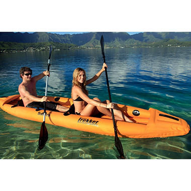 Trekker Inflatable Kayak 1-2 People