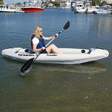 Traveller Inflatable Solo Kayak