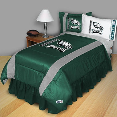 NFL Loyal Fan Bedding Package - Pick Your Team!