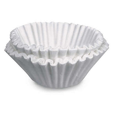 Bunn® 12-Cup Paper Coffee Filters - 2/500 pk. bags