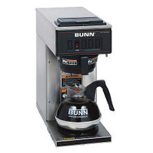 Bunn® VP17-1  12-Cup Commercial Pourover Coffee Brewer
