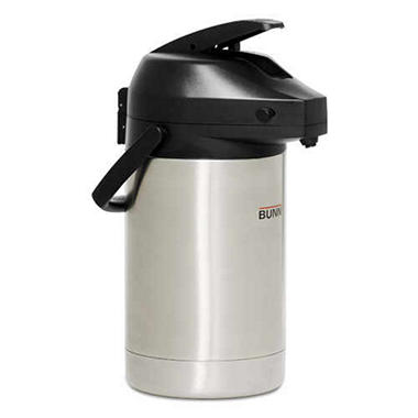 Bunn® 2.5 Liter Lever-Action Airpot
