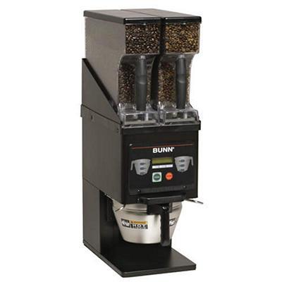 Bunn® Multi-Hopper Coffee Grinder - Black