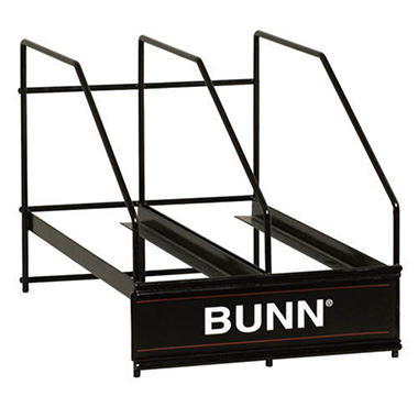 Bunn® MHG Hopper Display Rack