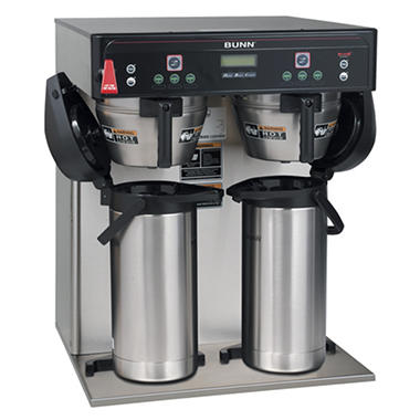 Bunn� ICB Twin Infusion Coffee Brewer Airpots