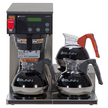 Bunn� 12 Cup Digital Dual-Voltage Coffee Brewer